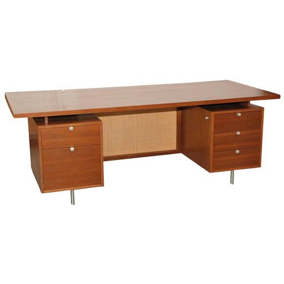 Gentil George Nelson Desk For Sale